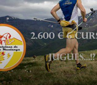 II Lliga Catalana de Curses de Muntanya